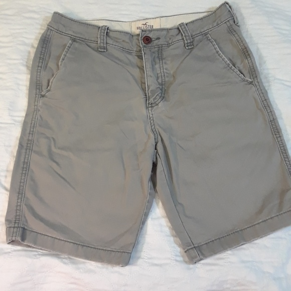 7730863126 Hollister Other - 30 HOLLISTER FLAT FRONT MENS Shorts
